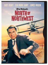 North by Northwest DVD Cover