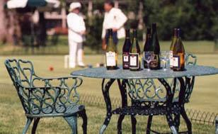Many Oregon wines are donated for the Wickets & Wine Garden Party.