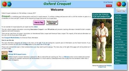 Oxford Krocket Coaching