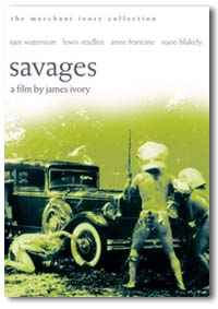 Savages DVD Cover