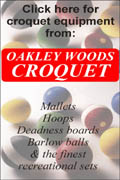 Oakley Woods Croquet